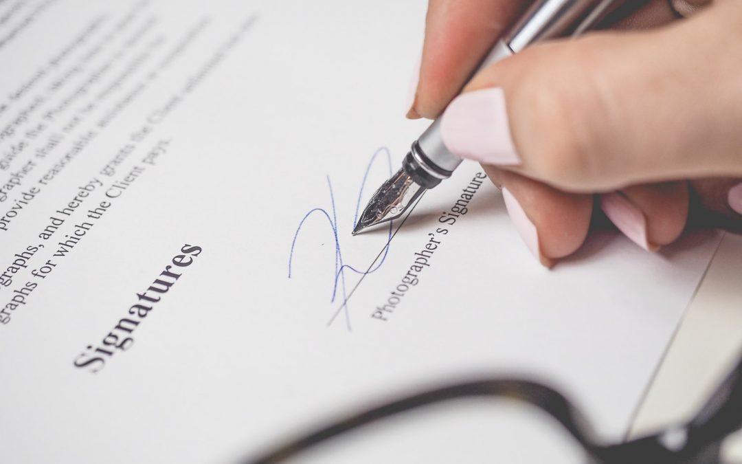 Tips til den gode kontrakt